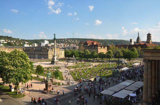 Der VfB Stuttgart ist zwar nicht mehr erstklassig, die Stadt bleibt es aber. Wir zeigen, in welchen Bereichen die Landeshauptstadt noch Spitzenreiter ist.