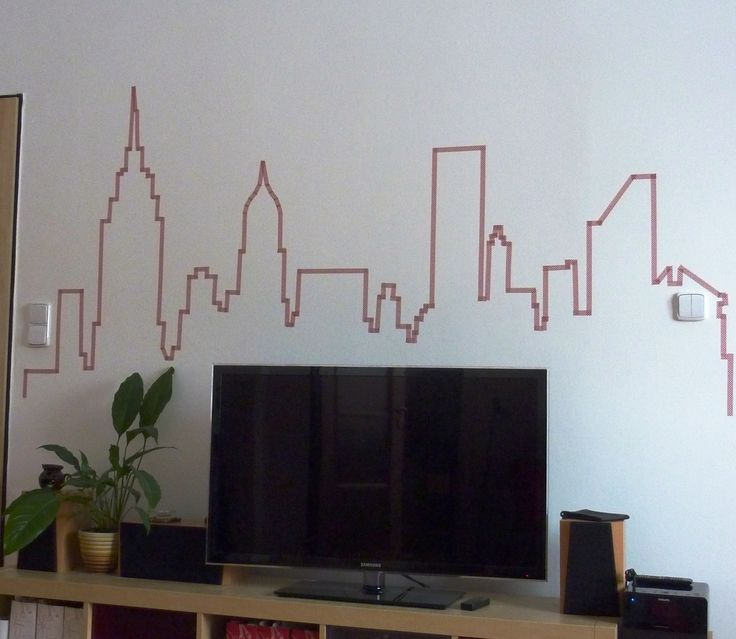 Nyc Skyline Washi Tapes Pinterest Nyc Tops And Nyc