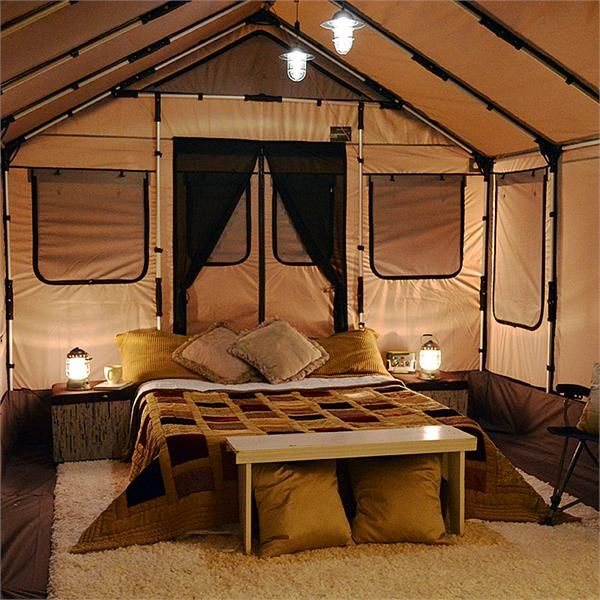 Best 20 canvas wall tent ideas on pinterest wall tent for Homemade wall tent frame