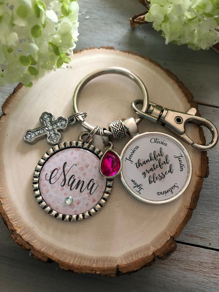 Mothers day gift mothers day gift ideas nana keychain