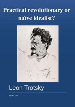 personality study trotsky Get this from a library the revolutionary personality: lenin, trotsky, gandhi [e victor wolfenstein woodrow wilson school of public and international affairs center of international studies.