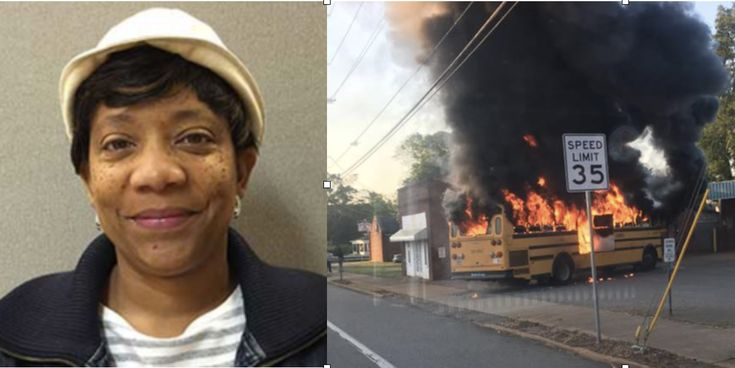 HERO: Driver Teresa Stroble Leads 56 Students to Safety from School Bus Fire