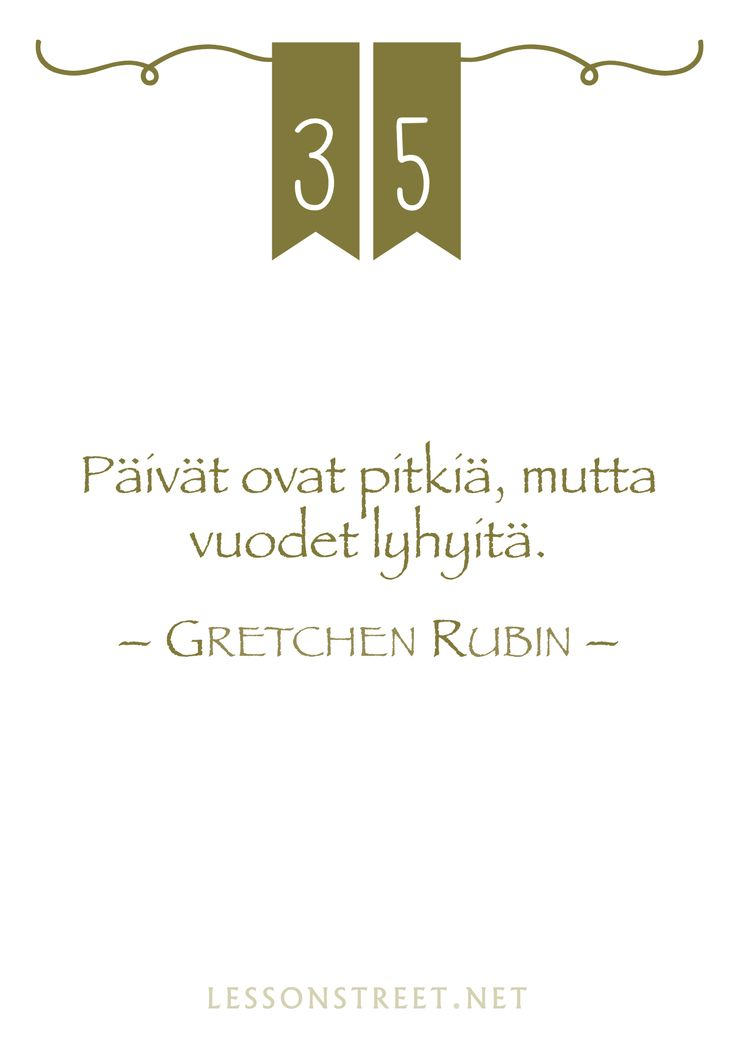 #35 Gretchen Rubin
