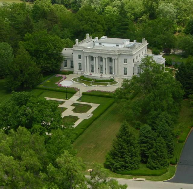 Kentucky Governor's Mansion - Frankfort, Kentucky: