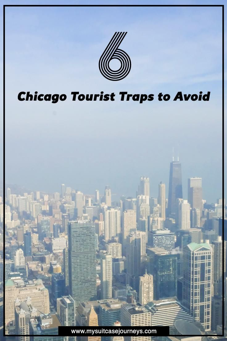Don't fall for these famous tourist traps in Chicago!