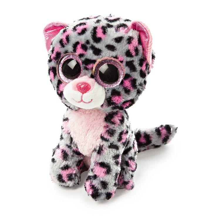 Ty Beanie Boos Plush Tasha The Leopard 6 Quot Small Claire