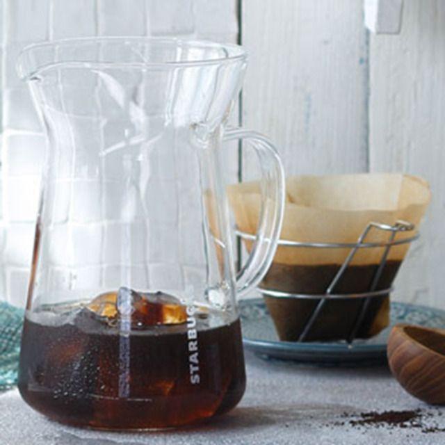 スターバックス コーヒー ジャパンのグラスドリップコーヒーメーカーについてご紹介します。