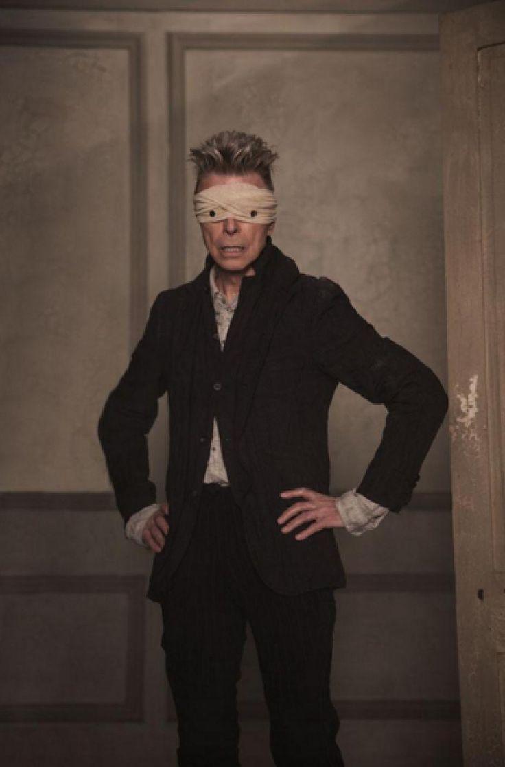David Bowie, blackstar, nouvel album, single, court métrage, clip, nouveau clip, vidéo, behind the scenes, promo, images, photos promo, teaser, teasing