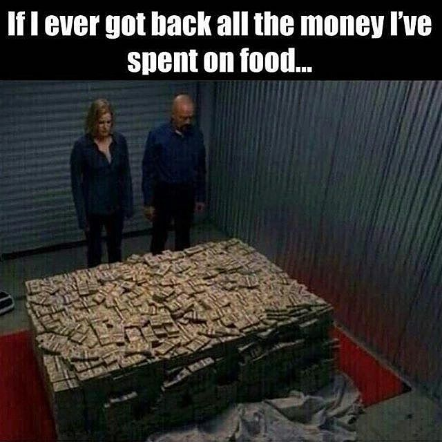 I am rich! 😬😬😂😂 #fml i love #food -Coach Liss  Www.vfxbody.com  #vfxbody #fitchick #foodie #foodporn  #gymrat #gymaddict #gym #gymhumor #fitnessmodel #fitness #fitspiration #fit #fitfam #fitlife #fitnessaddict #flex #beast #beastmode #work #workout #body #bodybuilding #strong #protein #shop #love #life #smile  Yummery - best recipes. Follow Us! #foodporn