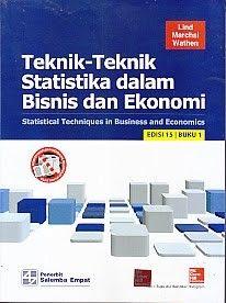 TEKNIK-TEKNIK STATISTIK DALAM BISNIS DAN EKONOMI, Lind Maechal Wathen