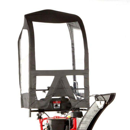 2 Stage Snow Blower Cab For Troy-Bilt / Craftsman / Yard Machines / Ariens / Toro / Husqvarna / John Deere / Snow Throwers, 2015 Amazon Top Rated Snow Blower Accessories #Lawn&Patio