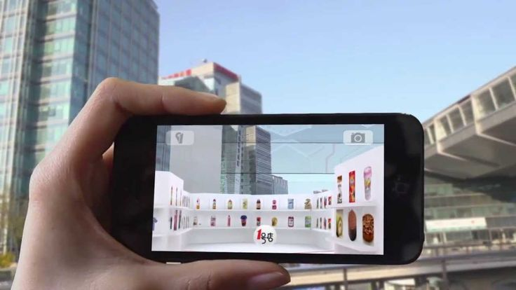 Chinese E-commerce Grocer Yihaodian & O&M Advertising Shanghai's 1,000 virtual stores open in one day!  Use the concept be used to create popup interactive storytelling experiences?  Being temporal / etherial makes it more precious - speaks natively to snapchat generation.