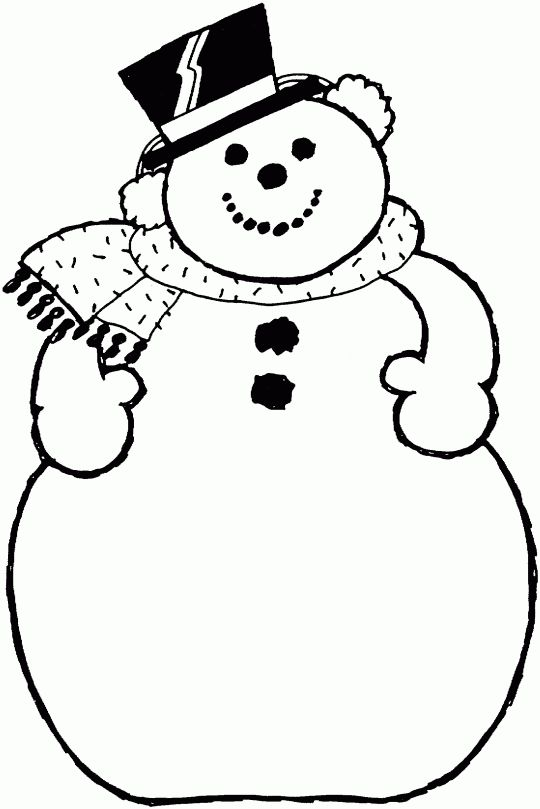 Winter coloring and activity Snowman 3 Activities Free