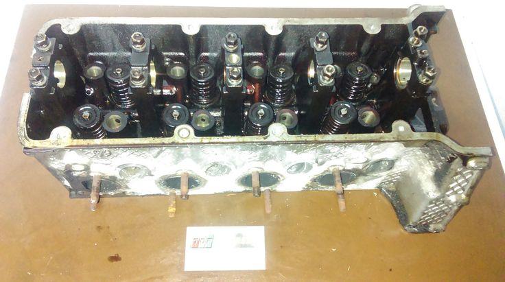 bmw 3 316 i e36 1 6 m43 b16 engine cylinder head 1734203. Black Bedroom Furniture Sets. Home Design Ideas