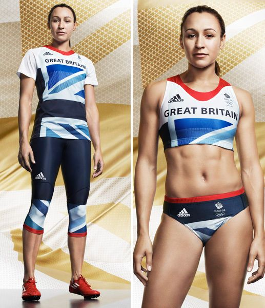 Olympics 2012: Team GB kit revealed by adidas