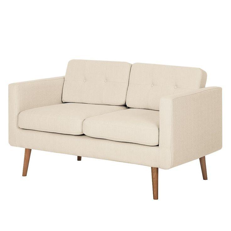 Sofa Croom I 2 Sitzer Webstoff