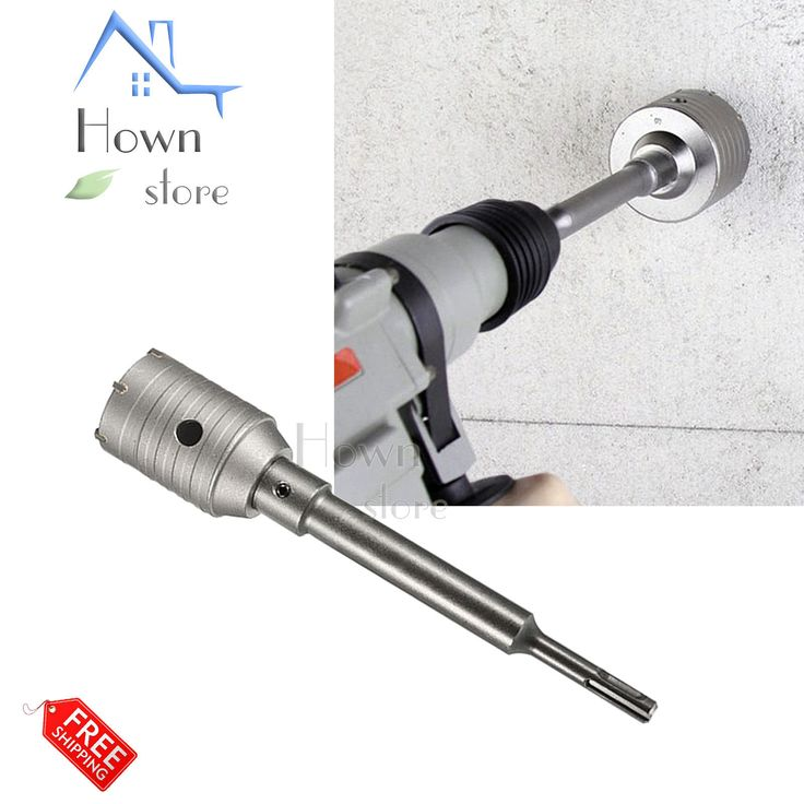 Hown Store: SDS Impact Ready Rotary Saw Hammer Drill Carbide C...