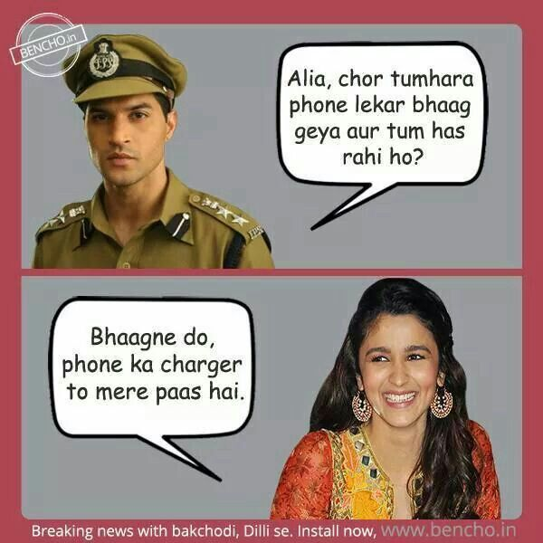 #lol what should i say now :v :-p @indianjokes