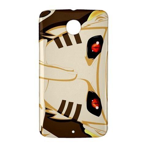 Naruto Shippuden Sage Mode Google Nexus 6 Case Cover Wrap Around