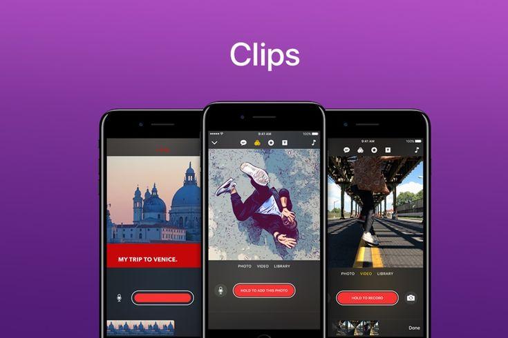 Dê asas à imaginação com o Clips, app de criação que chega hoje (6) ao iOS