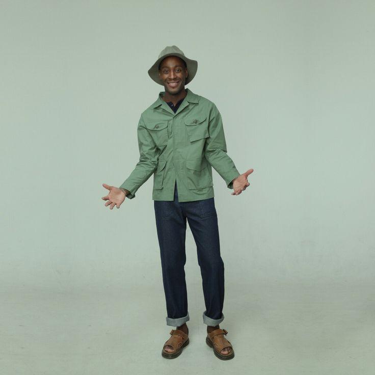 dublin 2017ss . 🍀Dublin Mountain Hat . 🍀Dublin Monkey Jacket . 🍀Dublin henley Neck T-Shirt . 🍀Dublin Utility Denim  Pant . 「www.dub-lin.net」 스토어 판매제품