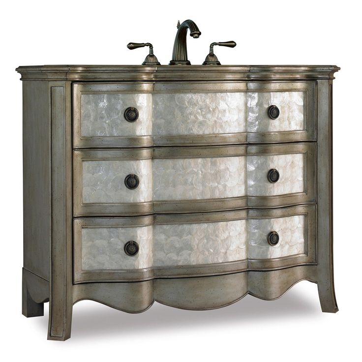 133 Best Antique Bathroom Vanities Images On Pinterest