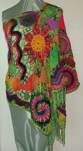 freeform crochet.  OMGOODNESS!  This is gorgeous!