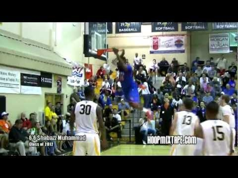 Shabazz Muhammad VS Julius Randle! Shabazz Goes For 42 Points!!!