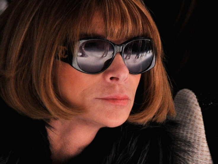 Image result for anna wintour glasses