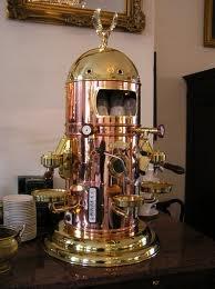 fancy espresso machine