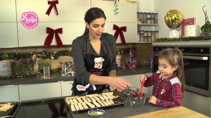 Knusperstangen - eine süße Verführung / perfektes Weihnachtsmenü auf BUN...