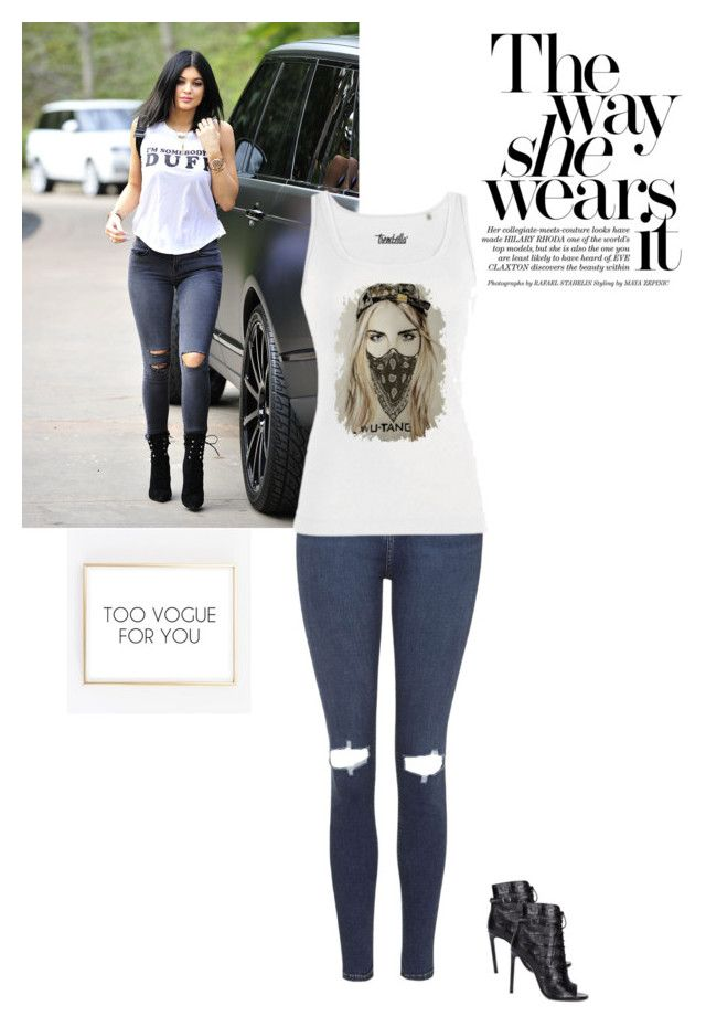 Go graphic! by trendzilla on Polyvore featuring trendzilla Wu Tang top