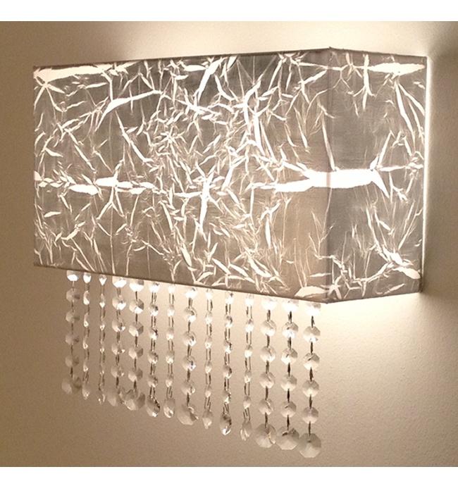 Altea Ap 40 silver leaf shades with crystals