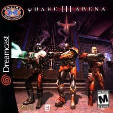 Complete Quake III Arena - Dreamcast Game