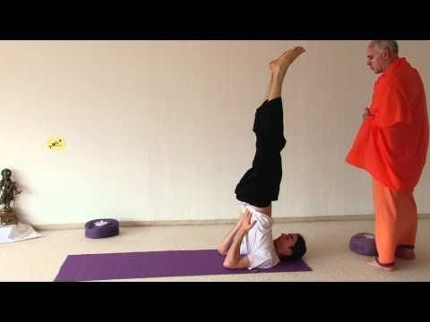 Cours de Yoga pour Débutants - YouTube