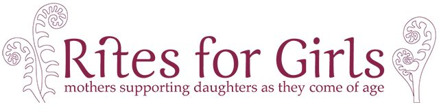 First Blood - When your daughter bleeds for the first time this marks a significant change – she can now conceive, carry and bear a child. She joins an international sisterhood of fertile women. She takes a very special step on her journey toward womanhood. http://ritesforgirls.com/puberty-explained-for-pre-teens/first-blood/
