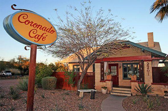 Coronado Cafe ...small mom & pop shop that serves all sorts of yummies