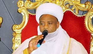 Sultan of Sokoto blows hot over killing of Fulani herdsmen in Adamawa. http://ift.tt/2Bv8Uxo