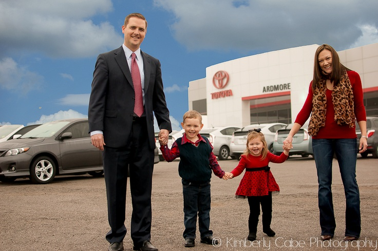 Toyota of Ardmore Family! | Feb. 2013 | Pinterest | Toyota