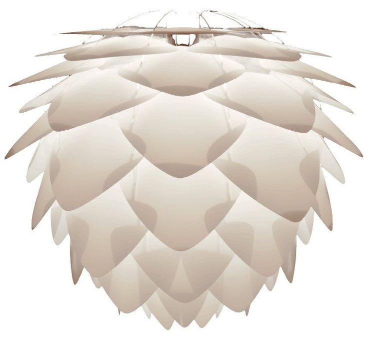Lampa Silvia biała - małe zdjęcie