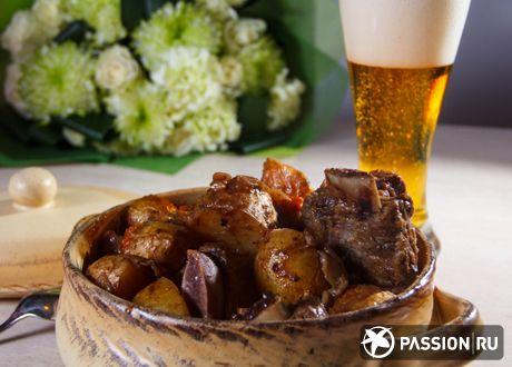Говяжьи ребрышки в пиве | passion.ru