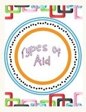 Grade 6 Ontario Social Studies: Types of Aid