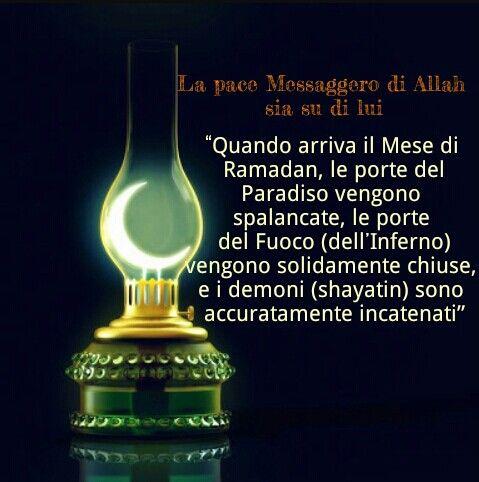 #Digiuno #Ramadan # Detti del Profeta Muhammad Ramadan #Islam #Italiano