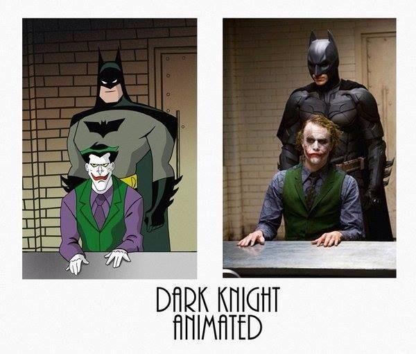 Si te quieres reir con los personajes de marvel comics y los personajes de la DC comics pegale un vistazo a las siguientes imagenes. Sin risa el mundo se vuelve triste. YO SE QUE 2 o 3 TE GUSTARON !!!!!!!....