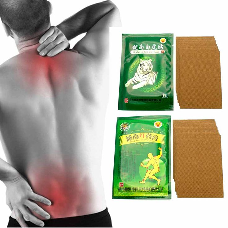 8Pcs White Tiger 8Pcs Red Tiger Pain Patch Muscle  Massage Relaxation Herbs Medical Health Care Plaster Joint Pain Killer D0001 * Detailed information can be found by clicking on the VISIT button