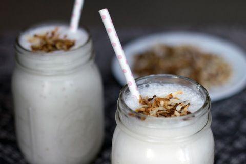 Vanilla Coconut Milkshake | Yummy Drinks | Pinterest
