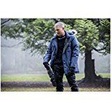 #2: The Flash Wentworth Miller as Captain Cold holding weapon 8 x 10 Inch Photo
