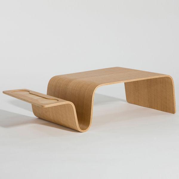 Svend II Bentwood Coffee Table