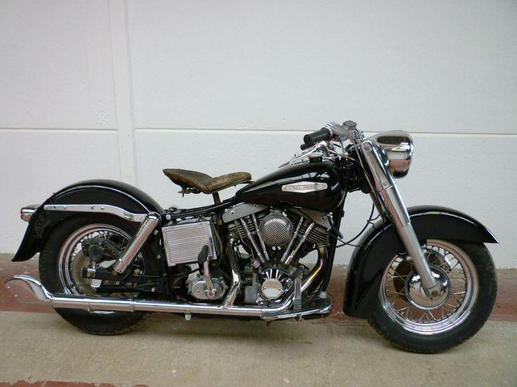 78 Harley Davidson FLH