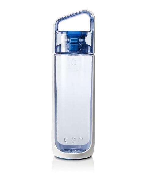 KOR Delta Hydration Vessel (750 mL) - Ice Blue - I have this one, it was my first Kor which made me fall in love with the company and still have.